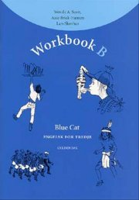 blue cat tredje kl. workbook b - bog