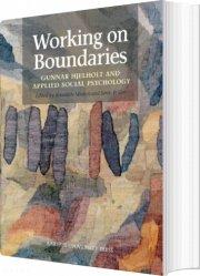 working on boundaries - bog