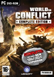 world in conflict: complete edition - PC