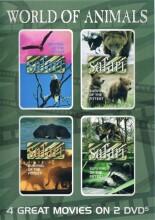 world of animals - DVD