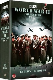 world war ii collection - del 1 - bbc - DVD