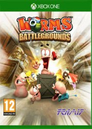 worms battlegrounds - xbox one