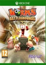 worms battlegrounds /xbox one - xbox one