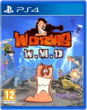 worms: weapons of mass destruction - PS4