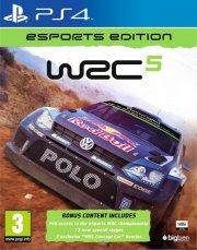 wrc 5 - esport edition (nordic) - PS4