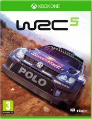 wrc 5: world rally championship - xbox one