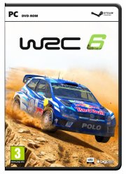 wrc 6: world rally championship - PC
