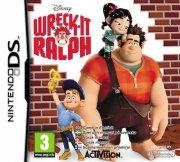 wreck it ralph (vilde rolf) (nordic) - nintendo ds