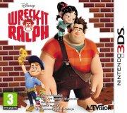 wreck it ralph (vilde rolf) (nordic) - nintendo 3ds