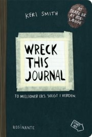 wreck this journal - bog