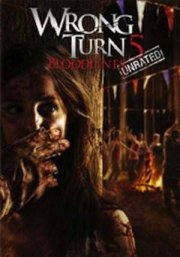 wrong turn 5 - bloodlines - DVD