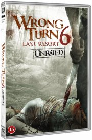 wrong turn 6 - last resort - DVD