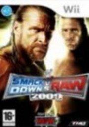 wwe smackdown! vs. raw 2009 - wii
