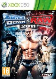 wwe smackdown vs raw 2011 - dk - xbox 360