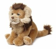 wwf løve bamse - 23 cm - Bamser