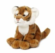 tiger bamse - 23 cm - wwf - Bamser