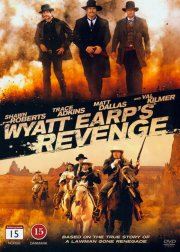 wyatt earps first vengeance - DVD