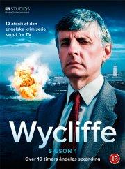 wycliffe - sæson 1 - DVD