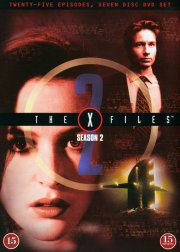 the x-files - sæson 2 - DVD