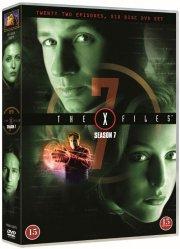 the x-files - sæson 7 - DVD