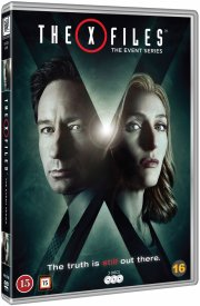the x-files - the event series - sæson 10 - DVD