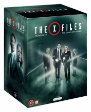 the x-files - sæson 1-11 - den komplette serie - DVD