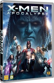 x-men: apocalypse - DVD