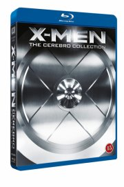 x-men 1-7 - cerebro samling - Blu-Ray