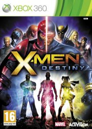 x-men: destiny - xbox 360