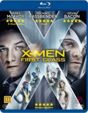 x-men - first class - Blu-Ray