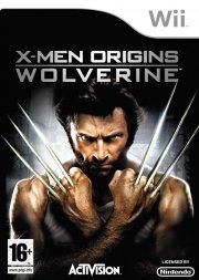 x-men origins: wolverine - wii