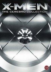 x-men - the cerebro collection - DVD