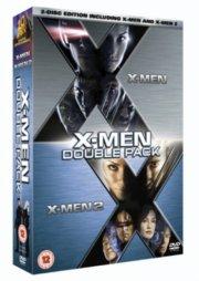 x-men // x-men 2 - DVD