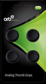 xbox 360 - thumb grips - (orb) - Konsoller Og Tilbehør