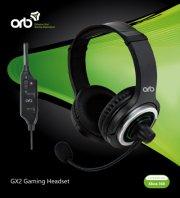 orb gamer / gaming headset til xbox 360 - gx2 - Konsoller Og Tilbehør