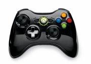 xbox 360 - trådløs controller - sort - Konsoller Og Tilbehør