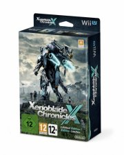 xenoblade chronicles x - limited edition - wii u