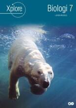 xplore biologi 7 lærerhåndbog - bog