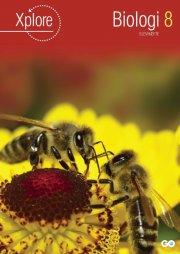 xplore biologi 8 elevhæfte - pakke á 25 stk - bog