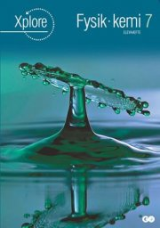 xplore fysik/kemi 7 elevhæfte - pakke a 25 stk - bog