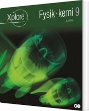 xplore fysik/kemi 9 elevhæfte - bog