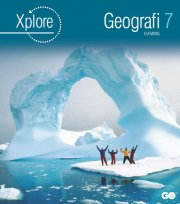 xplore geografi 7 elevbog - bog