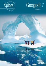 xplore geografi 7 elevhæfte - pakke a 25 stk - bog