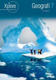 xplore geografi 7 elevhæfte - bog