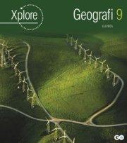 xplore geografi 8 elevhæfte - pakke á 25 stk - bog