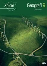 xplore geografi 9 lærerhåndbog - bog