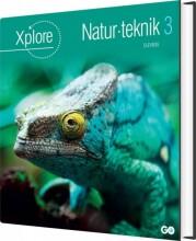 xplore natur/teknologi 3 elevbog - bog