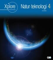 xplore natur/teknologi 4 elevbog - bog