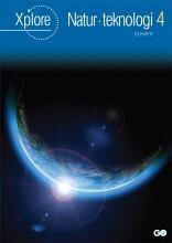 xplore natur/teknologi 4 - elevhæfte - pakke á 25. stk - bog