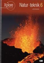 xplore natur/teknologi 6 lærerhåndbog - bog
